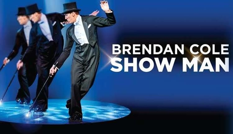 Brendan Cole Show man photo