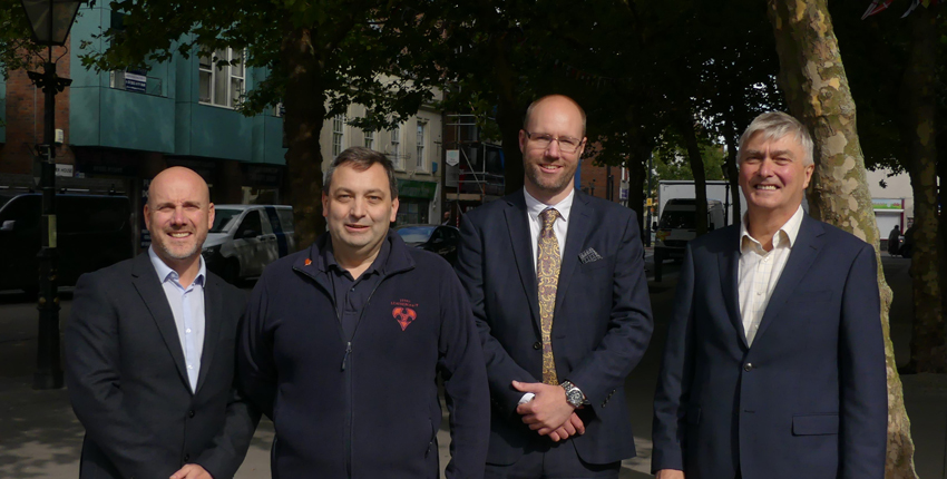 New Chairman and Director for Poole BID