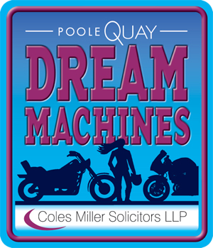 Poole Dream Machines Coles Miller Logo