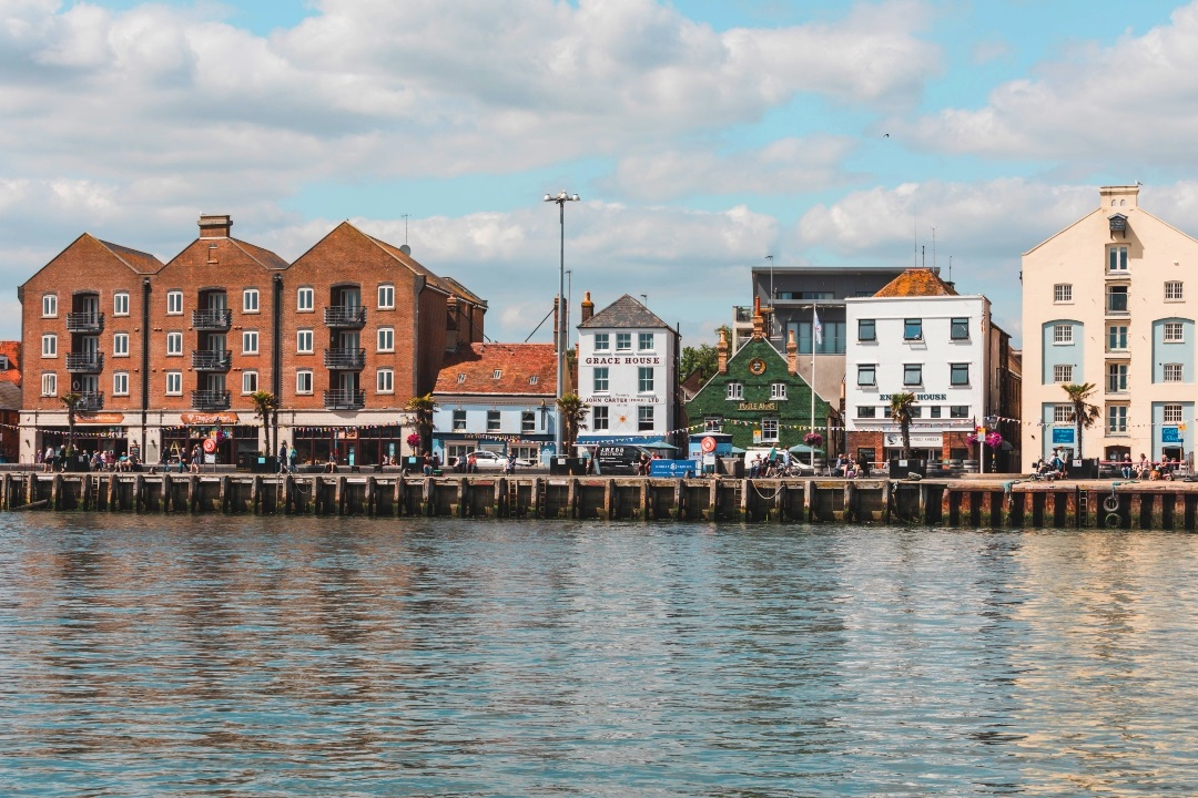 Poole Quay - the place to be in 2020 - Poole