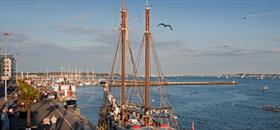 Visit the neighbouring town of Poole © Poole Tourism |