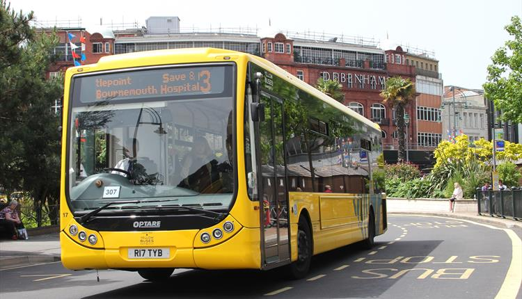yellow buses poole