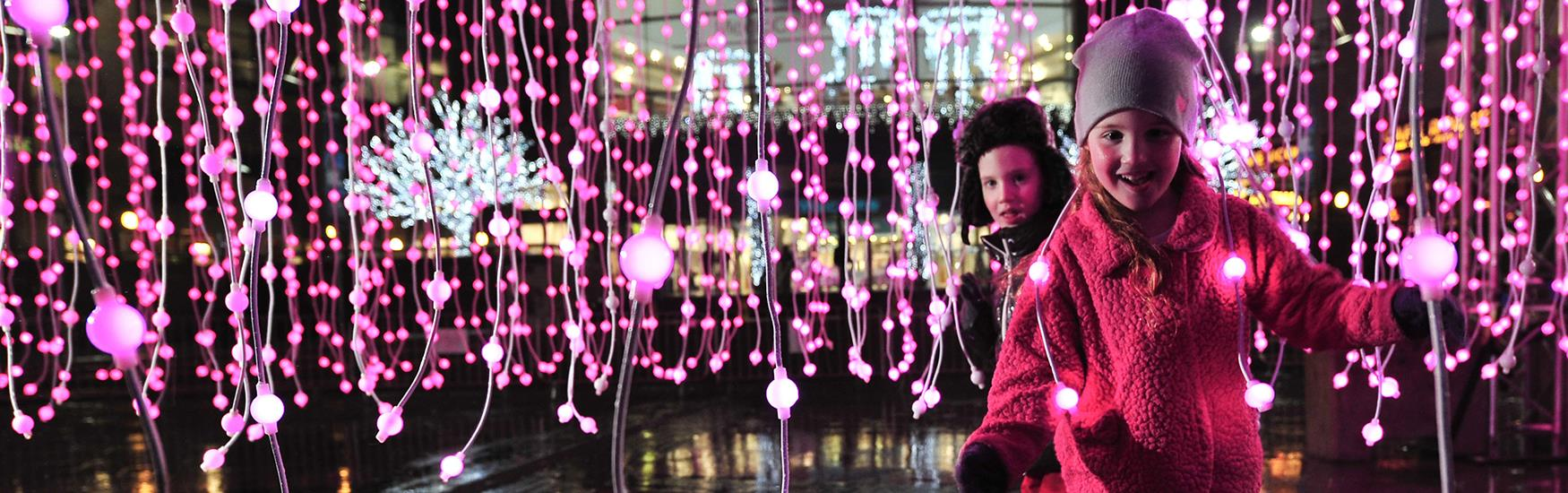 Light Up Poole , 20 - 22 February