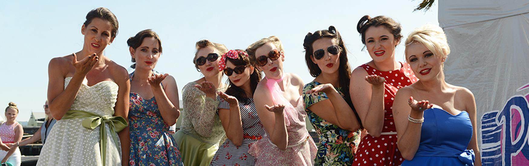 Festival - Poole Goes Vintage