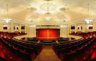 Pavilion Theatre Venue Interior