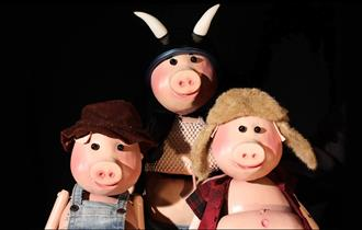 The Three Billy Pigs