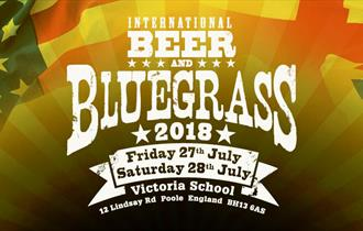 Beer and Bluegrass Festival 2018.