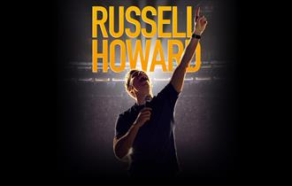 Russell Howard 2019 Stand up tour. Bournemouth