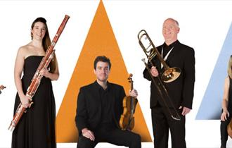Bournemouth Symphony Orchestra in promotion for their tour dates