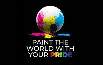 Bourne Free - Paint the World with your Pride