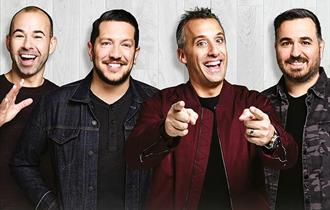 Comedy Central Impractical Jokers - The Cranjis McBasketball World Comedy Tour
