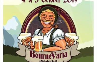 The Event logo for Bournevaria Oktoberfest