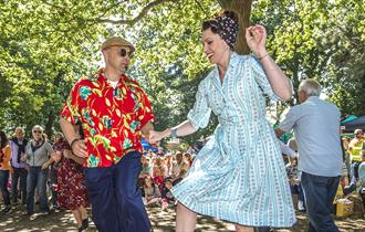 The Original Shake & Stir Vintage Festival