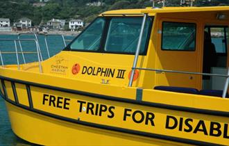 Dolphin III- for visitors with disabilities