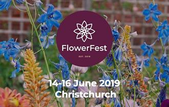 Flower Fest 2019 runs 14-16 June in Historic Christchurch