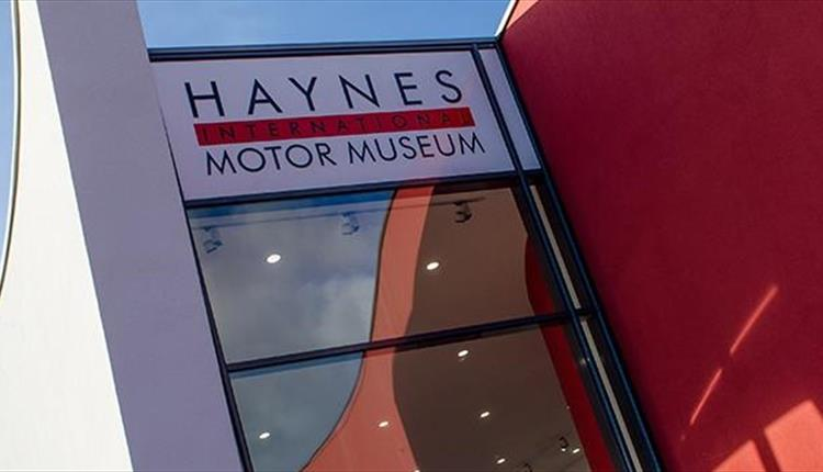 General Museum Tour - Haynes International Motor Museum