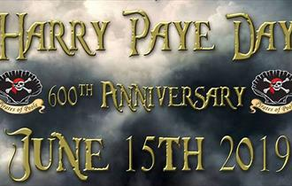 Harry Paye Day Poole 2019