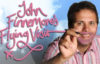 John Finnemore's Flying Visit