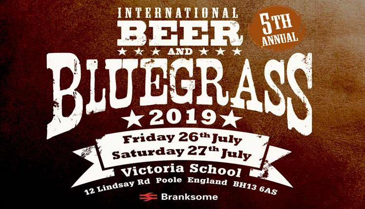 Beer and Bluegrass Festival 2019.