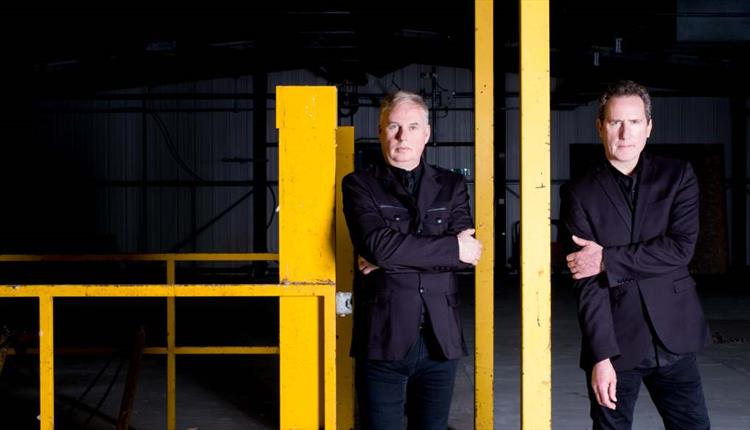 OMD Band Shot 40th Anniversary Tour