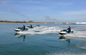 Jetski Safaris Bournemouth Jet Ski Activity