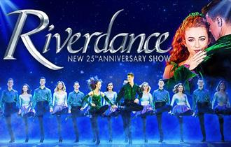 Riverdance 25th anniversary show Bournemouth