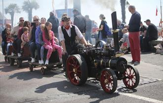 Mini Steam on the Quay 2018
