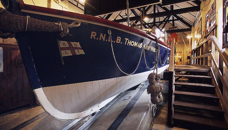 Thomas Kirk Lifeboat