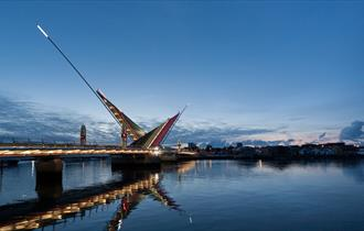 Twin Sails Bridge