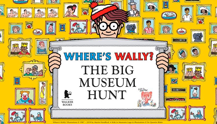 Where's Wally? The Big Museum Hunt!
