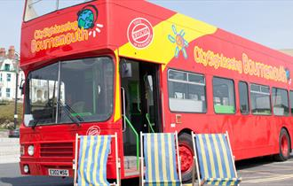 City Sightseeing Bus Bournemouth
