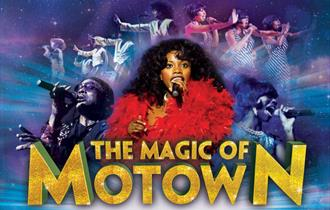 The Logo of Magic of Motown