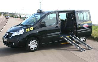 United Taxis special accessible big taxi