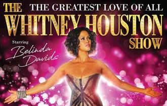 The Greatest Love of All - Celebrating The Music of Whitney Houston